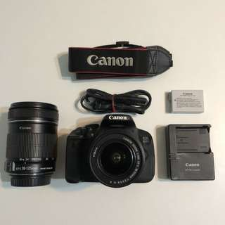 [SOLD] Canon EOS 650D for Sale! Very Cheap!