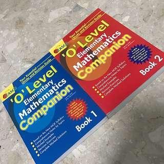 O Level E Math Book 1&2