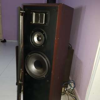 KENWOOD SPEAKERS 180W Home Theater