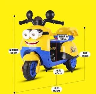 Minion electric bike