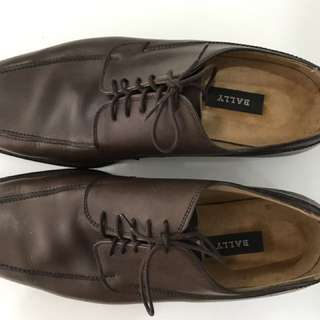 Genuine Bally Shoes Size 9,5
