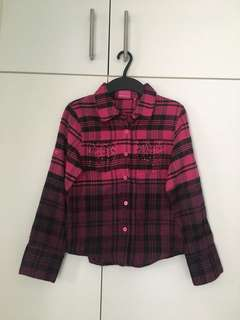 Red Flannel for kids