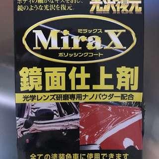 購自日本 鏡面恢復用品