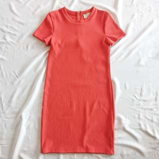 Zara Ribbed Dress