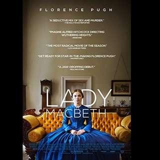[Rent-A-Movie] LADY MCBETH (2016)
