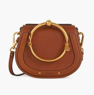 Chloé SMALL NILE BRACELET BAG 代購