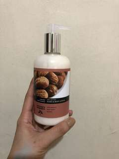 M&S Shea Butter Hand & Body Lotion