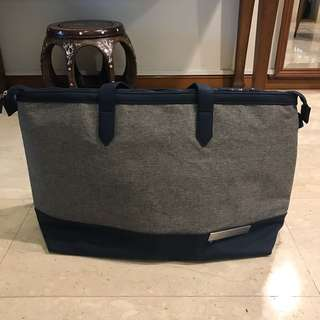 Issey Miyaki travel bag