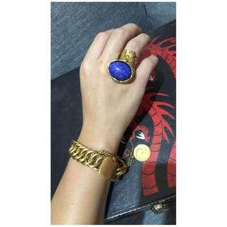 YSL ring B.