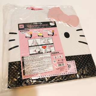 Hello kitty 車儲物籃 car storage basket box
