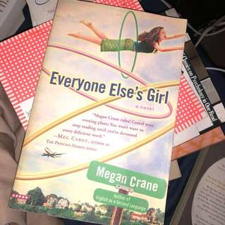 Everyone else's girl by Megan Crane English book