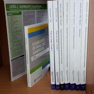 CFA LEVEL 1 FULL STUDY PACK