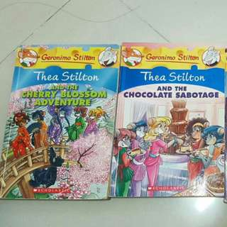 Geronimo : Thea Stilton & Spacemice