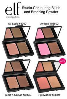 Elf Contouring Blush and Bronzing Powder In FIJI