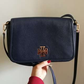 85% new Tory Burch 斜孭袋(with dust bag)