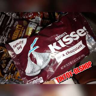 KISSES PARTY BAG