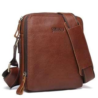 Genuine Leather Bag for Men (PN122)