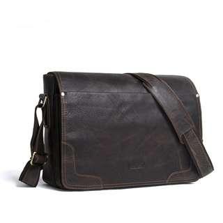Genuine Leather Bag for Men (PN123)