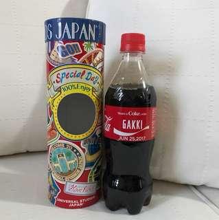 日本環球影城特別版Coca Cola