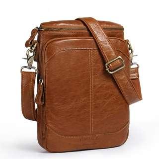 Genuine Leather Bag for Men (PN126)