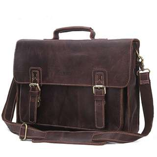 Genuine Leather Bag for Men (PN127)