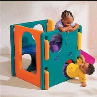 Little Tikes Activity Cube with slide