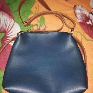 sling bag.