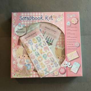Precious Thots Scrapbook Kit