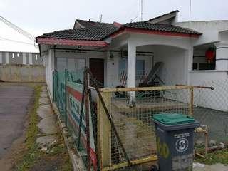 Single Storey Terrace House (End Lot)