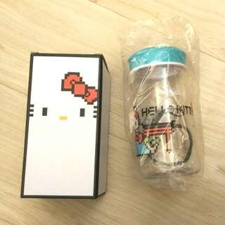 [全新!]Hello Kitty樽 nanoblock