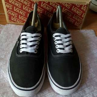 Originial Vans Authentic bw