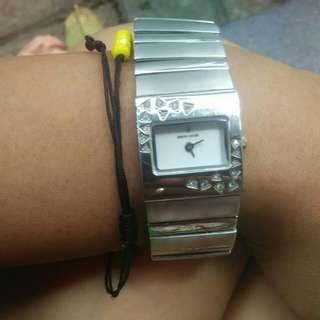 Ori Pierre Cardin jam tangan