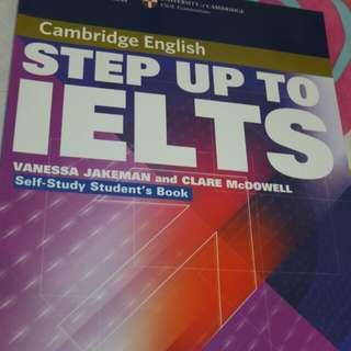 IELTS : Step Up to IELTS