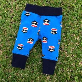 Paul Frank Size 000 Baby Pants
