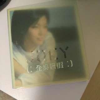 容祖兒 全身暑假 CD VCD
