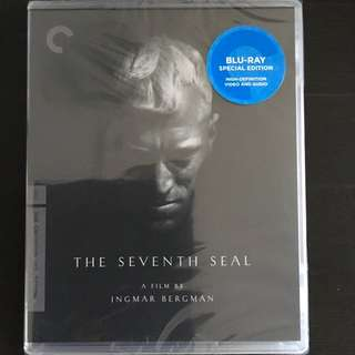 The Seventh Seal - Criterion Collection Bluray