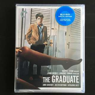 The Graduate - Criterion Collection Bluray