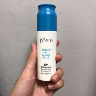 Make p:rem blue ray sun gel