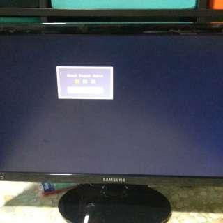 "Samsung 20"" LED Monitor SyncMaster S20B300"