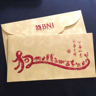 BNI Red Packet