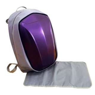 Simple Dimple Papa Bag XL Gamma Series Metallic Purple Special Edition