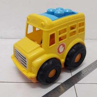 Mega Bloks Bus