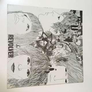 The beatles : revolver lp vinyl