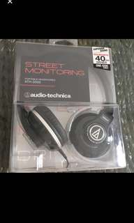 Audio technica portable headphones ATH-S500