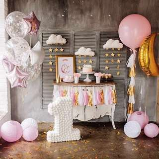 BalloonsHero balloons party package