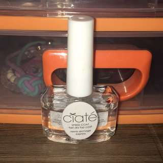 Ciate  London Speed Coat Fast Dry Top Coat