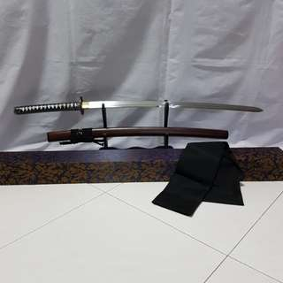 Double Edged Katana