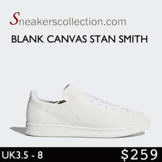 $259 Blank Canvas Pharrell Stan Smith