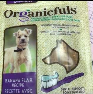 Organic Dog Snacks