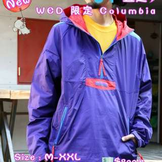 WED 限定Columbia